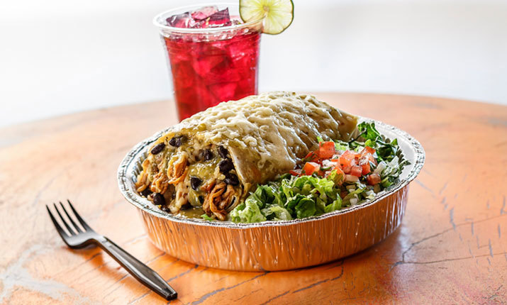 Mexican Food To-Go